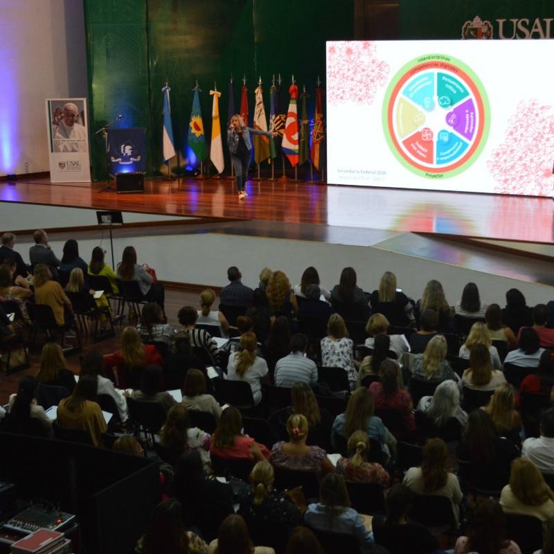 El Polo Educativo Pilar realizó con éxito su XVI Congreso Educativo