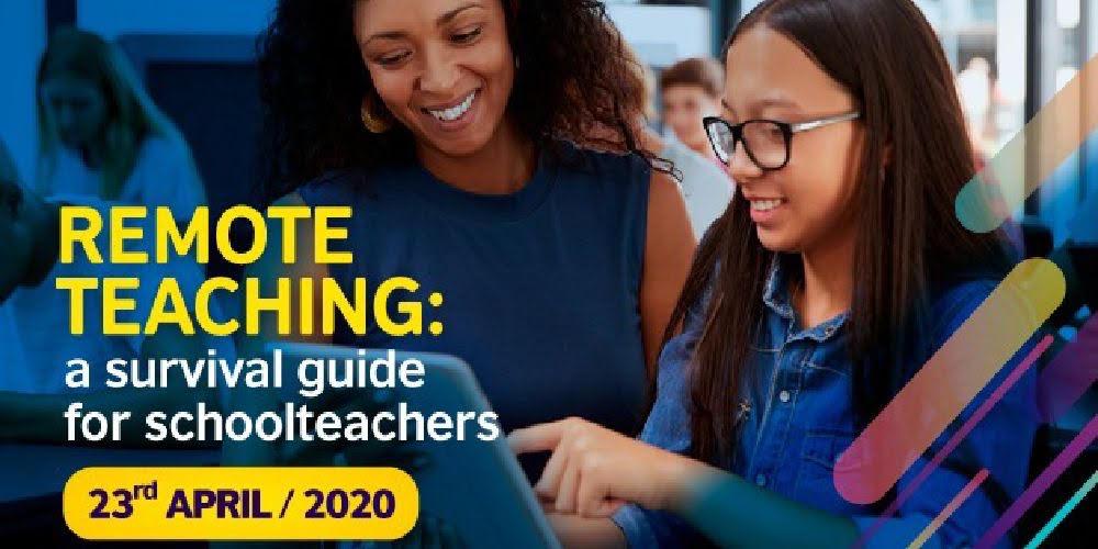 Enseñanza a distancia: una guía de supervivencia para docentes
