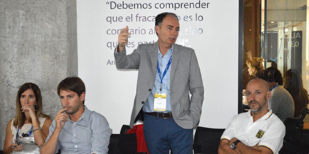Fabián Provenzano, cofundador de consultora Copérnico
