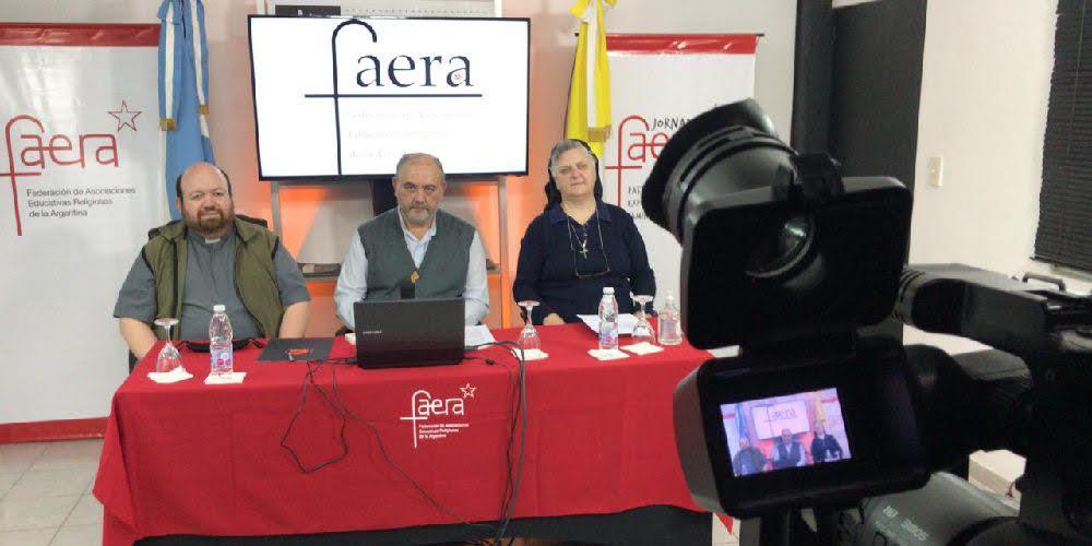 Faera realizó las VI Jornadas Nacionales de Pastoral Educativa