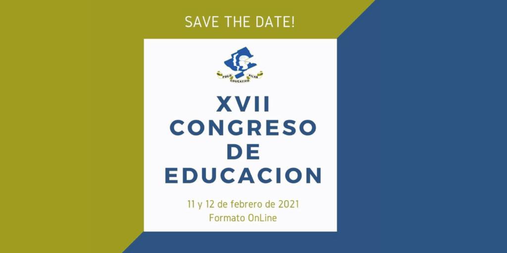 El Congreso de Educación del Polo Educativo Pilar será online los días 11 y 12 de febrero
