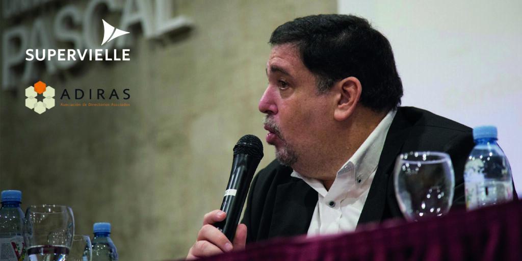 """Gustavo Iaies, uno de los speakers del Seminario web """"Educación: Cómo adaptarse al cambio"""""""
