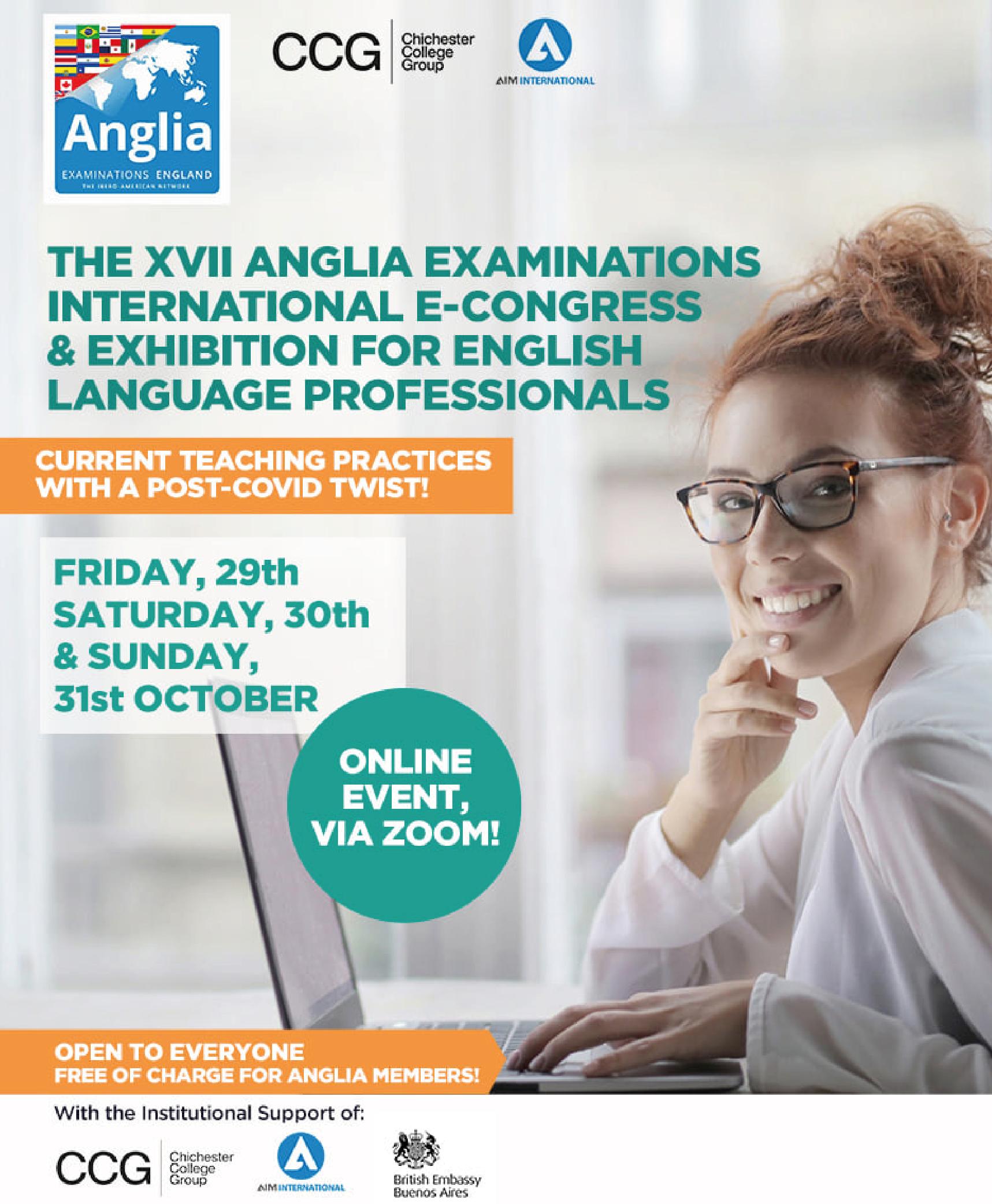 XVII Anglia Examinations International E-Congress